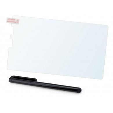 Szkło hartowane na telefon Nokia X2 Dual SIM (tempered glass) + GRATISY