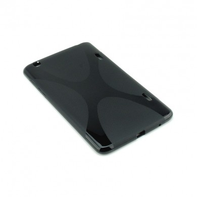 Dedykowane, silikonowe etui (plecki) do tabletu LG G Pad (V500) 8.3 – czarne, dopasowane