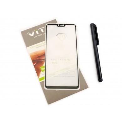 Zaokrąglone szkło hartowane 3D do telefonu Oppo R15, w dobrej cenie, tempered glass