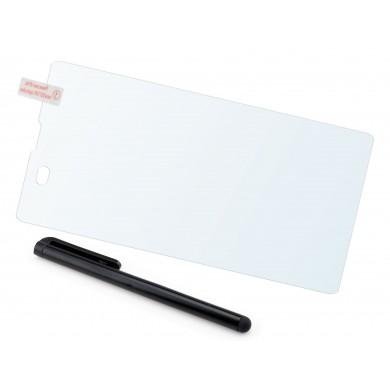Szkło hartowane na telefon Sony Xperia T3 (tempered glass) + GRATISY