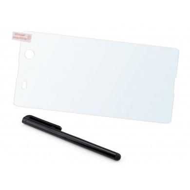Szkło hartowane na telefon Sony Xperia M5 (tempered glass) + GRATISY