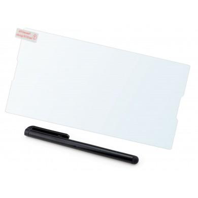 Szkło hartowane na telefon Sony Xperia C (tempered glass) + GRATISY