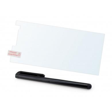 Szkło hartowane na telefon Nokia Lumia 730 (tempered glass) + GRATISY