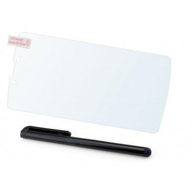 Szkło hartowane na telefon LG G4 mini (tempered glass) + GRATISY