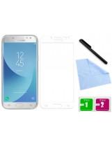Zaokrąglone szkło hartowane 3D do telefonu Samsung Galaxy J5 pro 2017 SM-J530Y, temepered glass w dobrej cenie