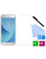 Zaokrąglone szkło hartowane 3D do telefonu Samsung Galaxy J7 pro 2017 SM-J730G/DS