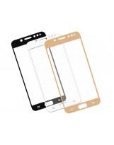 Zaokrąglone szkło hartowane 3D do telefonu Samsung Galaxy J7+ (Plus) 2017, Galaxy C7 2017, SM-C710F