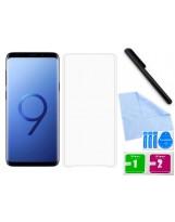 Zaokrąglone szkło hartowane 3D do telefonu Samsung Galaxy S9 SM-G960F  w dobrej cenie, temepered glass
