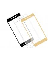 Zaokrąglone szkło hartowane 3D do telefonu Xiaomi Redmi Note 5A- dobra cena, 9h, tempered glass