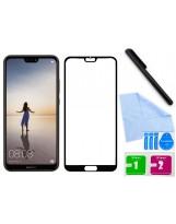 Zaokrąglone szkło hartowane 3D do telefonu Huawei P20 (EML-L09, EML-L09C, EML-L29, EML-AL00)
