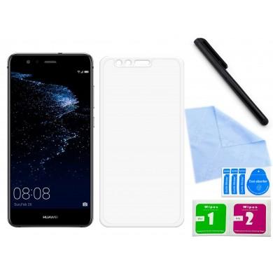 Zaokrąglone szkło hartowane 3D do telefonu Huawei P10 Lite, w dobrej cenie, 9H, tempered glass