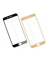 Zaokrąglone szkło hartowane 3D do telefonu Oppo R9s plus, w dobrej cenie, tempered glass