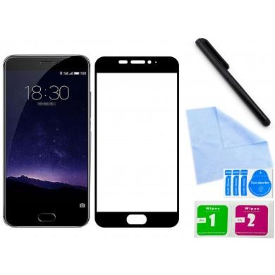 Zaokrąglone szkło hartowane 3D do telefonu Meizu MX6