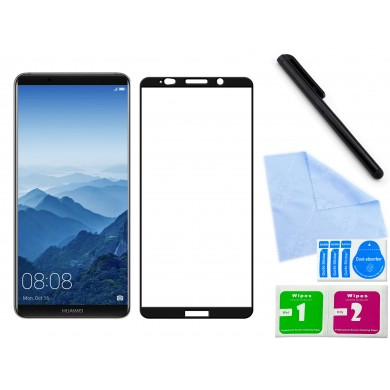 Zaokrąglone szkło hartowane 3D do telefonu Huawei Mate 10 pro