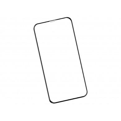 Zaokrąglone szkło hartowane do telefonu Apple iPhone X (A1865, A1901) - w dobrej cenie, 9H, temepered glass