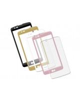 Zaokrąglone szkło hartowane 3D do telefonu LG K7 - kolory