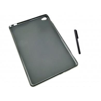 CZARNE elastyczne etui (plecki) do tabletu Huawei MediaPad M5 10 BAH2-W19/L09/W09