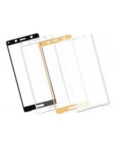 Zaokrąglone szkło hartowane 3D do telefonu Sony Xperia XZ2 Compact H8314