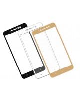 Zaokrąglone szkło hartowane 3D do telefonu Xiaomi Redmi Y1- dobra cena, 9h, tempered glass