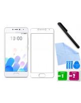 Zaokrąglone szkło hartowane 3D do telefonu Meizu Noblue A5
