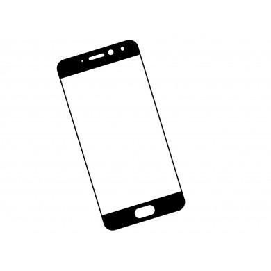 Zaokrąglone szkło hartowane 3D do telefonu Meizu Pro 7, tempered glass, 9h, w dobrej cenie