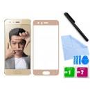 Zaokrąglone szkło hartowane 3D do telefonu Huawei Honor 9, w dobrej cenie, tempered glass, 9h