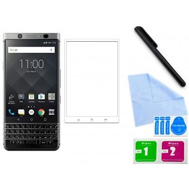Zaokrąglone szkło hartowane 3D do telefonu BlackBerry KEYone , w dobrej cenie, tempered glass