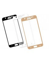 Zaokrąglone szkło hartowane 3D do telefonu Samsung Galaxy J7 Max, tempered glass, 8h, w dobrej cenie