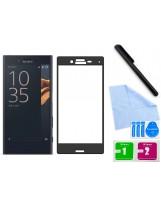 Zaokrąglone szkło hartowane 3D do telefonu Sony Xperia X Compact F5321