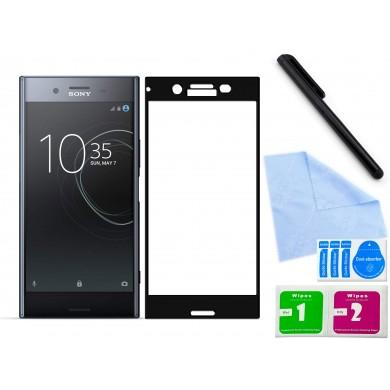Zaokrąglone szkło hartowane 3D do telefonu Sony Xperia XZ Premium (XZP) , w dobrej cenie, tempered glass