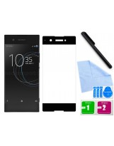 Zaokrąglone szkło hartowane 3D do telefonu Sony XA1, na cały ekran, curved