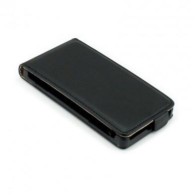 Pokrowiec ze skóry ekologicznej do telefonu Sony Xperia L