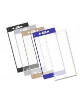 Zaokrąglone szkło hartowane 3D do telefonu Sony Xperia XZs G8231, w dobrej cenie, tempered glass, 9h