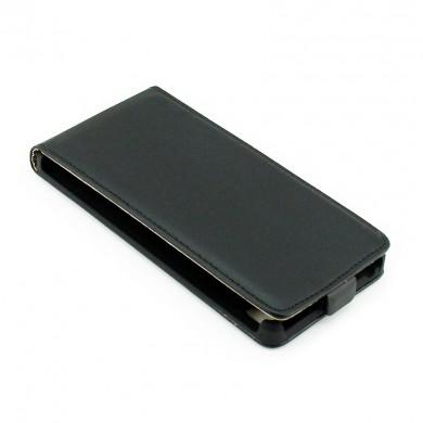Pokrowiec ze skóry ekologicznej do telefonu BlackBerry Z3