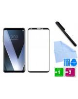 Zaokrąglone szkło hartowane 3D do telefonu LG V30