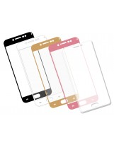 Zaokrąglone szkło hartowane 3D do telefonu Vivo X7 w dobrej cenie, na cały ekran, curved, tempered glass, 9H