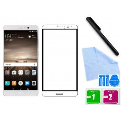 Zaokrąglone szkło hartowane 3D do telefonu Huawei Mate 9 - na cały ekran, 9H, tempered glass, curved