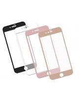 Zaokrąglone szkło hartowane 3D do telefonu Apple iPhone 7 Plus, w dobrej cenie, 9h, temepred glass