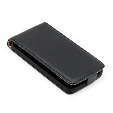 Pokrowiec z eko-skóry do telefonu LG L Fino