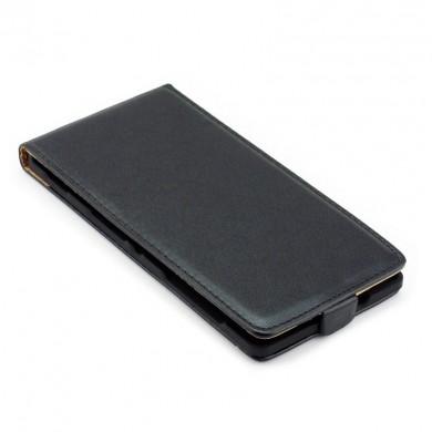 Pokrowiec z eko-skóry do telefonu Sony Xperia C3