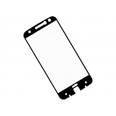 Zaokrąglone szkło hartowane 3D do telefonu Motorola Moto Z - tempered glass, 9H, w dobrej cenie