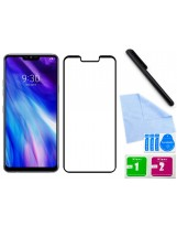 Zaokrąglone szkło hartowane 3D do telefonu LG G7 ThinQ LMG710EM - temperd glass, curved, 9H