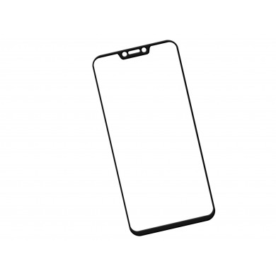 Zaokrąglone szkło hartowane 3D do telefonu Lenovo Z5 - w dobrej cenie, 9h, tempered glass