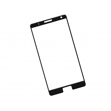 Zaokrąglone szkło hartowane 3D do telefonu Lenovo ZUK Edge Z2151  - w dobrej cenie, 9h, tempered glass