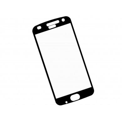 Zaokrąglone szkło hartowane 3D do telefonu Motorola Moto Z2 Play - tempered glass, 9H, w dobrej cenie