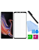 Zaokrąglone szkło hartowane 3D do telefonu Samsung Galaxy Note 9 SM-N960 (2018) - kolor CZARNY
