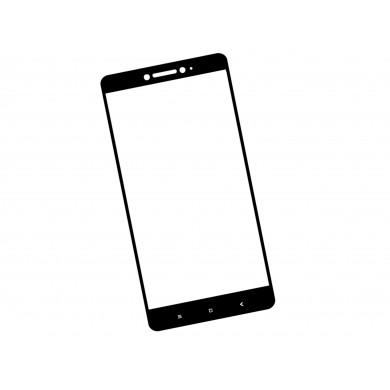 Zaokrąglone szkło hartowane 3D do telefonu Xiaomi Mi Max - w dobrej cenie, tempered glass, na cały ekran, 9H