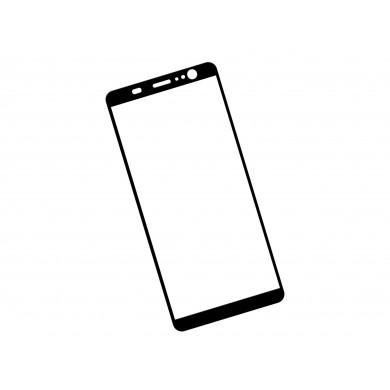 Zaokrąglone szkło hartowane 3D do telefonu HTC U11 Plus, tempered glass, 9h, w dobrej cenie