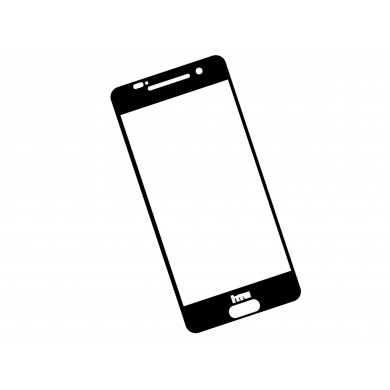 Zaokrąglone szkło hartowane 3D do telefonu HTC One A9 , tempered glass, 9h, w dobrej cenie