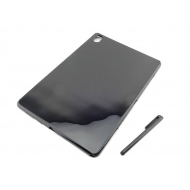 CZARNE elastyczne etui (plecki) do tabletuHuawei Mediapad M6 10.8 Pro 2019 SCM-AL09/W09